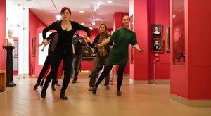 Letáncolták a világot a miskolci múzeumosok– videó