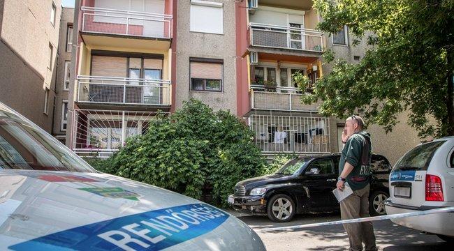 Csepeli horror:átvágta a gyilkosa Rozália torkát