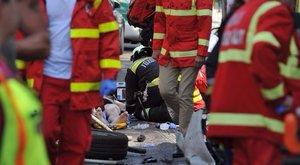 Állami cégnél voltak kollégák a Dózsa György úti tömegbaleset áldozatai