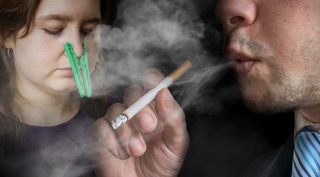 Ártalmasabb a passzív dohányzás, mint gondolnánk