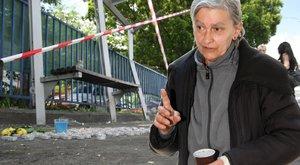 A buszmegállói tragédia túlélője: Zokogva néztem, hogy küzdenek a fiú életéért