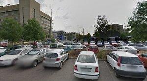 Parkolási káoszlesz az Örsön
