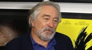 Telefonon beszélt a börtönbe került csalóval De Niro