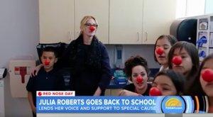 Férjéért jótékony Julia Roberts