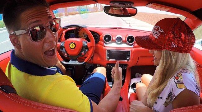 Ferrari a csodakapus Mikler kedvence