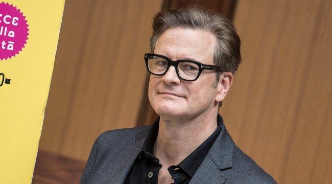 Igazi angol úriember Colin Firth, mégis otthagyja végleg az országot