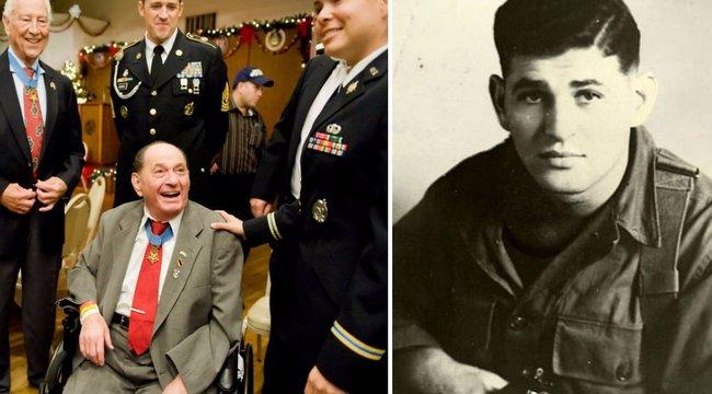 Amerikai kórházat neveztek el a háborús hős Tibor bácsiról