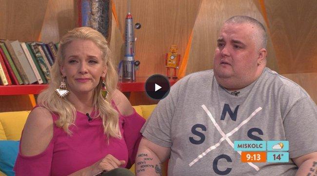 Könnyben úszott a Reggeli – Peller Anna együtt sírt a vendégével! - videó