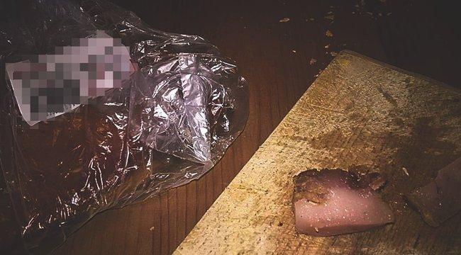 Szadai undor: férges pörcöt kapott a boltban