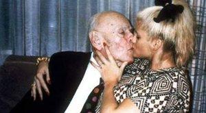 A kor nem számít?63 évvel idősebb olajbáróra csapott le a szexszimbólum