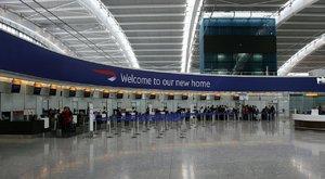 Összes Londonból induló járatát törölte estig a British Airways