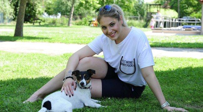 Három nővért evett Nyári Dia kutyája