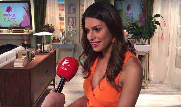 Élő adásban jelentette be a TV2 sztárja: anya lesz - videó