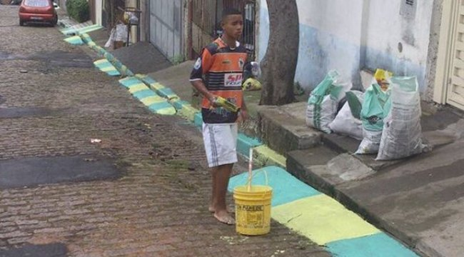 Utcafestő volt, milliárdos focista lett Gabriel Jesus