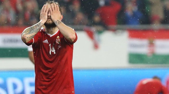 Mentő vitte el a Fradi válogatott klasszisát a kupadöntőről
