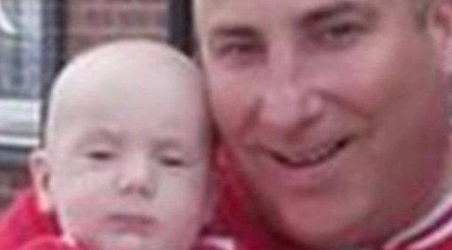 Rejtély maradt, hogy miért halt meg apja mellkasán a kisbaba