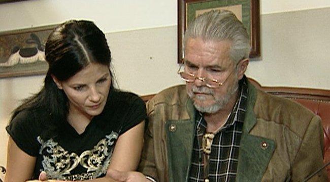 Anyja reagált Oszter Alexandra szavaira: Te egy alapos agymosáson mentél keresztül