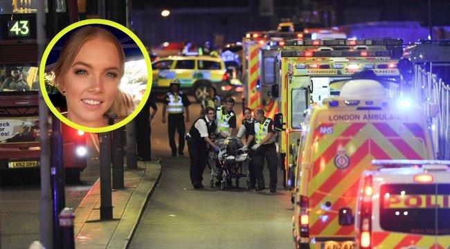 Terror Londonban: Két támadást túlélt, most végeztek az ausztrál lánnyal