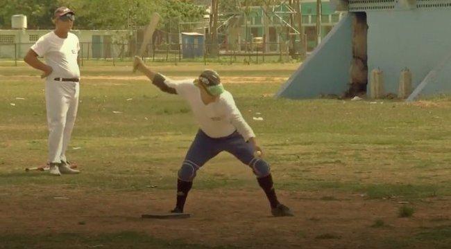 Így készül a paralimpiára egy vak baseball-csapat - videó