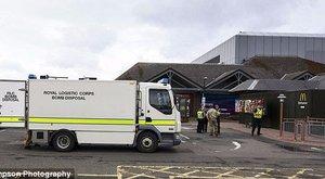 Gyanús csomag miatt hívtak rendőröket egy edinburgh-i Mekibe