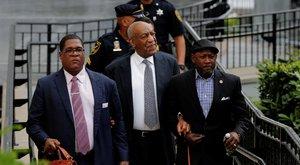 Összefogtak a megerőszakolt nők Cosby ellen