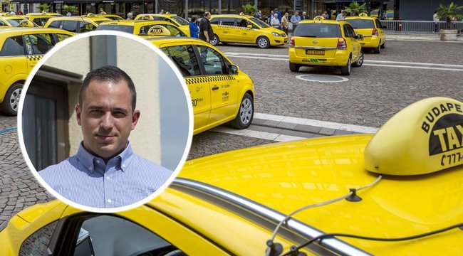 Idős férfit mentett meg a magyar taxisofőr