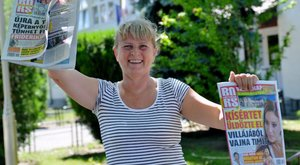 Tanítónő vitte el a Bors egymilliós fődíját