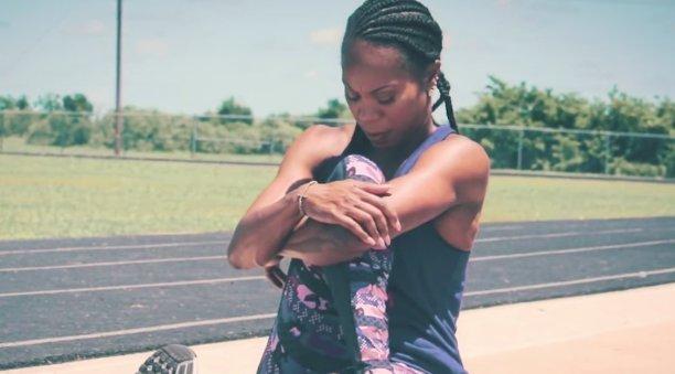 Abortusza után szerzett olimpiai aranyérmet