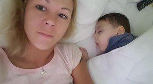 Tímea: Az orvosok miatt sérült a fiam