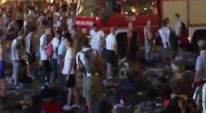 Torinói BL-pánik: belehalt a sérüléseibe az eltaposott nő