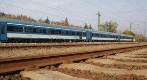 Halálra gázolt egy embert a vonat Kismarosnál