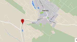 Autóbuszba hajtott egy kamion Isaszegnél: gyerekek is sérültek