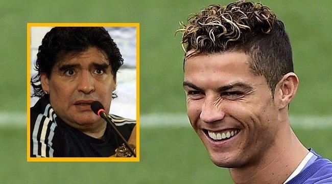 Maradona: Cristiano Ronaldo egy állat