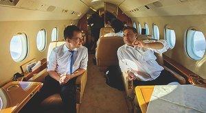 Szijjártó nem hajlandó repülőre ülni