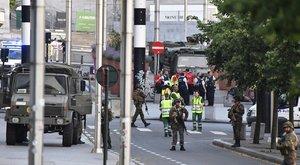 Merényletet akadályoztak meg Brüsszelben