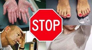 Állítsd meg tested túlzott izzadását! (x)