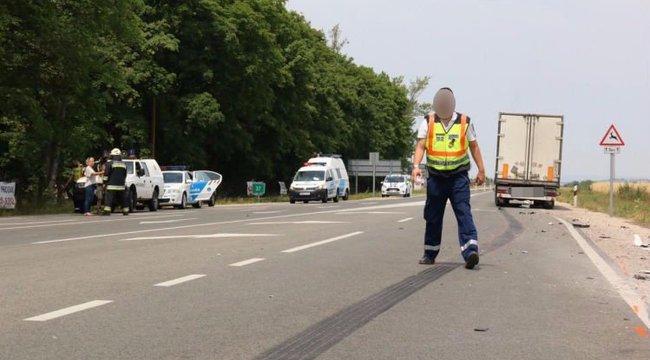 Elmenekült, de elfogták a sofőrt a két halálos áldozatot követelő baleset helyszínéhez közel