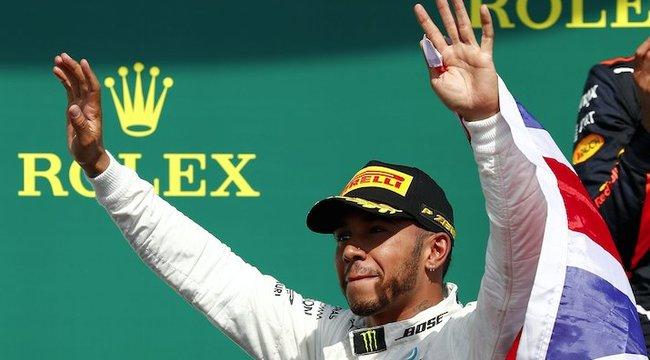 Lewis Hamilton a csúcson akarja abbahagyni