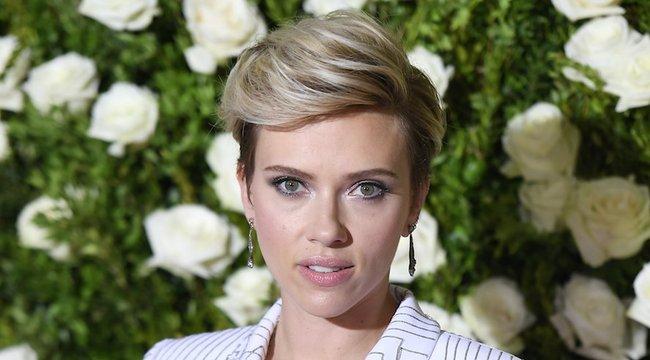 Csóróként nőtt fel Scarlett Johansson