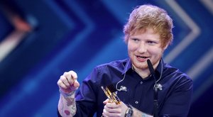 Idősebbekre bukik Ed Sheeran