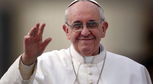 Magyar úszókat fogadott Ferenc pápa