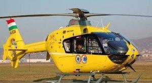 Helikopterrel mentek a fuldokló ötévesért, döbbenet, mit találtak Délegyházán