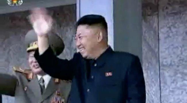 Csemege: itt van Észak-Korea teljes hétfői tévéműsora! videó