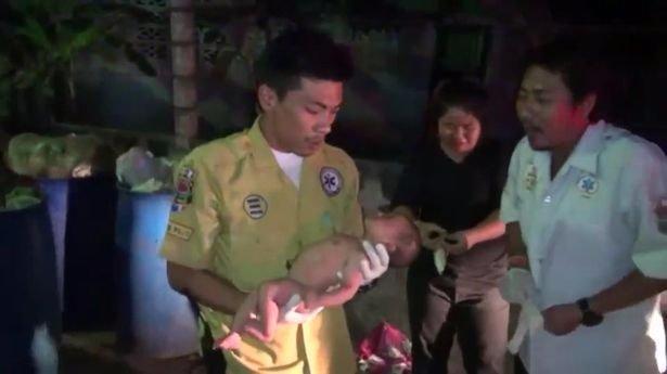 Miért nem szeretik, olyan aranyos? - kérdezte a kukás, aki megtalálta csecsemőt - videó