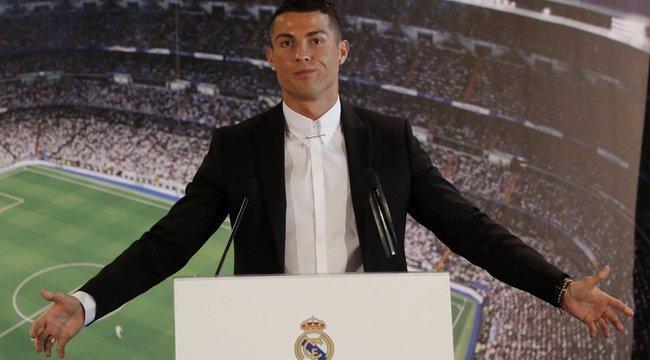Vége a találgatásoknak, októberben jön a negyedik Ronaldo-baba