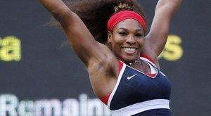 Hoppá! Meztelenül fotóztatta magát a várandós Serena Williams