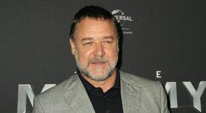 Esze ága sincs randizni ezzel a nővel Russell Crowe-nak