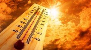 Borzalmas hőség és extrém UV-sugárzásra számíthatunk szerdán