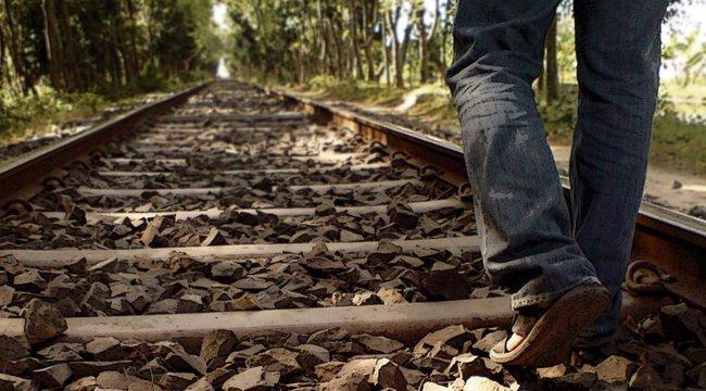 Halálra gázolt a vonat egy magyar férfit Németországban