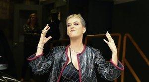 Kevesen múlt, hogy legyenek Katy Perryről is meztelen képek